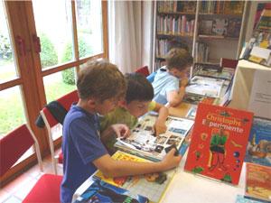 Bücherei Herrieden