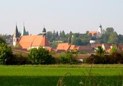 3 Kirchen in Herrieden