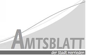 Redaktionsschluss Herrieder Amtsblatt