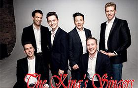 Stiftsbasilikakonzert mit The King's Singers