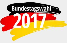 Ergebnis Bundestagswahlen 2017
