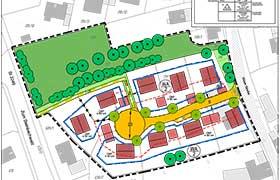 """Aufstellung des Bebauungsplans mit integriertem Grünordnungsplan Nr. 7 """"Rauenzell-Mitte"""""""