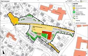 """Aufstellung des Bebauungsplans mit integriertem Grünordnungsplan Nr. 20 """"Steinweg"""" - Stadt Herrieden"""