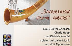 Stiftsbasilikakonzert mit Alphörnern im Rahmen des Kulturwochenendes