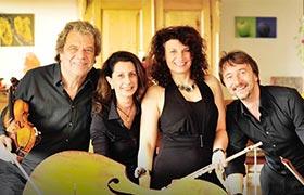 Stiftsbasilikakonzert mit Cuarteto Hora Zero anlässlich des Kulturwochenendes
