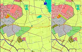 Fortschreibung des Flächennutzungs- und Landschaftsplans