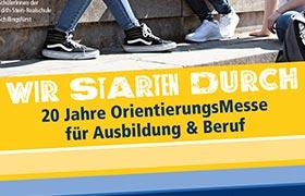 """20. OrientierungsMesse """"Ausbildung & Beruf"""" in Feuchtwangen"""