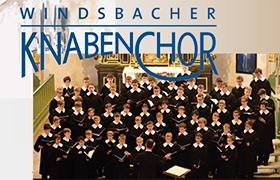 Stiftsbasilikakonzert mit dem Windsbacher Knabenchor
