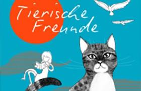"""Buchausstellung """"Tierische Freunde"""""""