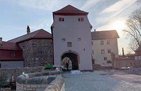 Neuer Biergarten am Stadtschloss Herrieden sucht motivierten Pächter!