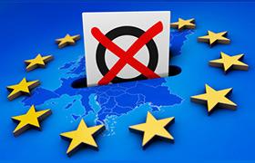 Europawahl 2019 am 26. Mai 2019