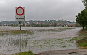 Mehr Sicherheit im Schutz vor Starkregen