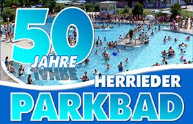 Sportlicher Festakt im Freibad zum 50-jährigen Jubiläum