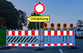 Kreisstraße AN 55: Deckenbauarbeiten zwischen Rauenzell und Thann: Fahrbahndecke wird erneuert, Beginn der Bauarbeiten