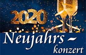 Neujahrskonzert mit der Erzgebirgischen Philharmonie Aue