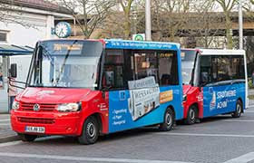 Mobilität in Herrieden (Teil 2): der Bürgerbus