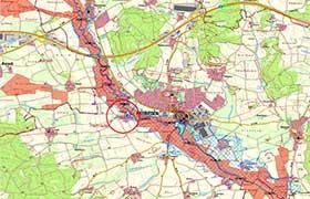 Hochwasserfreilegung Stegbruck