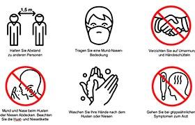 Hygienekonzept für Vereine