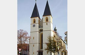 Stiftsbasilika-Konzertprogramm
