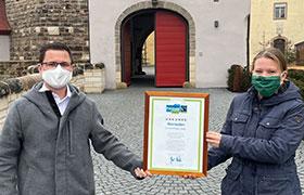 Auszeichnung als Fairtrade-Stadt