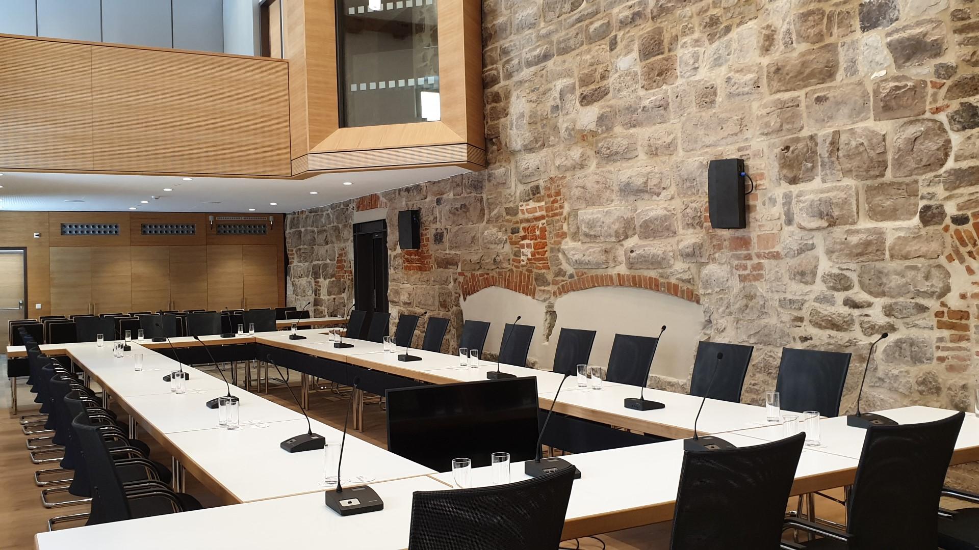 Aktuelle Corona-Regelungen bei Sitzungen des Stadtrates und seiner Ausschüsse