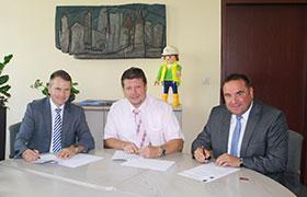Herrieden verlängert Partnerschaft mit der N-ERGIE AG