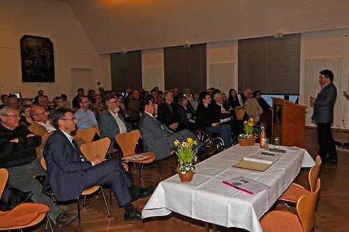 Foto von der Veranstaltung am 29.03.16