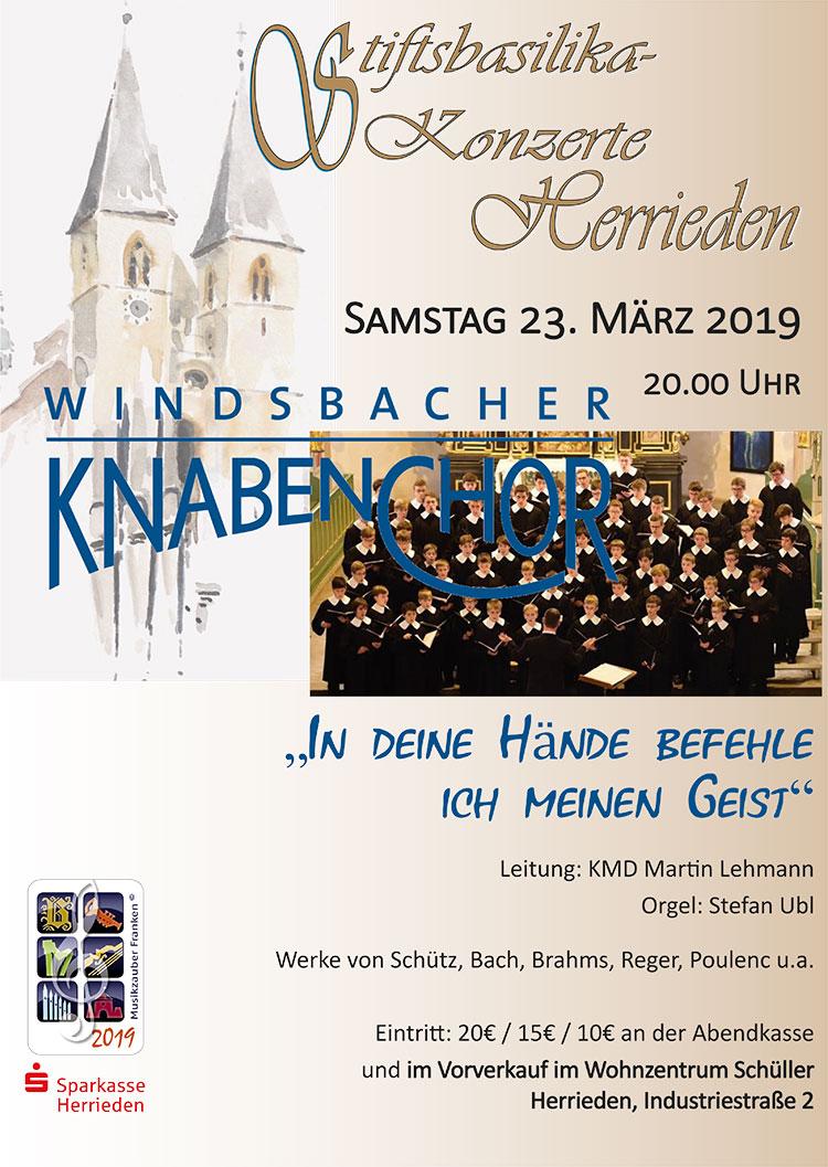 Windsbacher Knabenchor