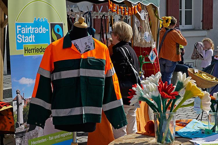 Ausstellung Frühjahrsmarkt Herrieden