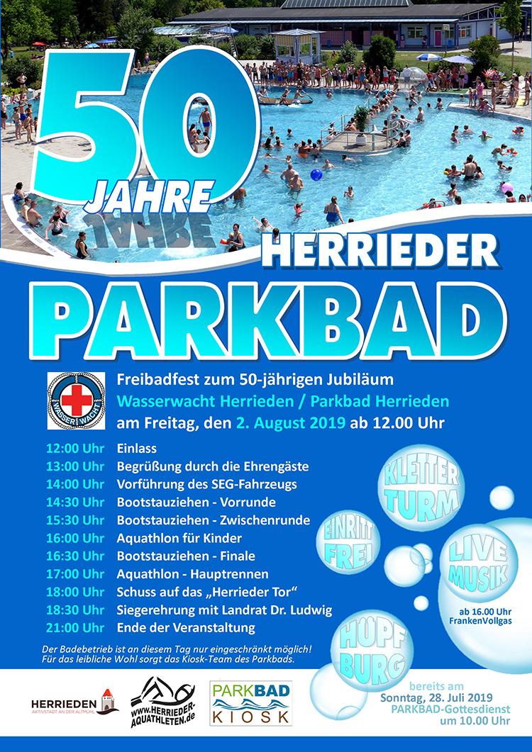 50 Jahre Herrieder Freibad