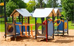 Spielplatz Parkbad