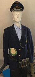 Bahnhofsvorsteher-Uniform