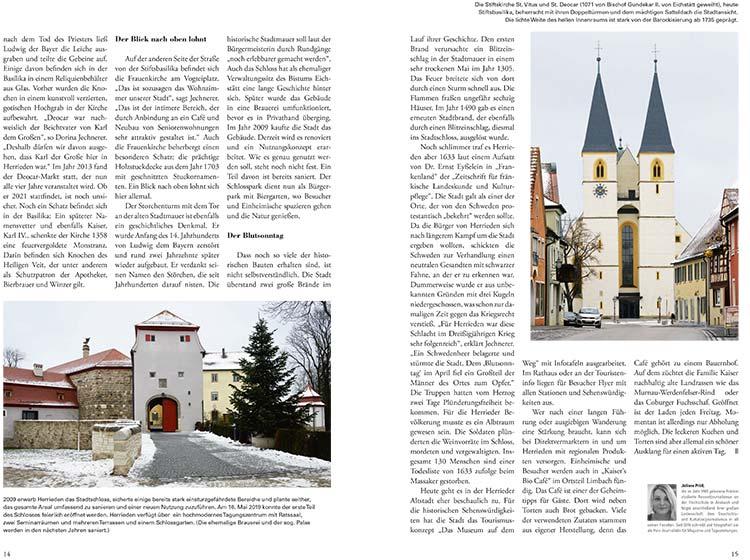 Zeitschrift DorfLeben
