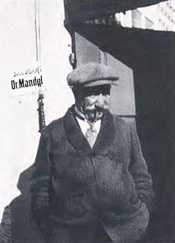 Ehrenbürger Georg Mandel