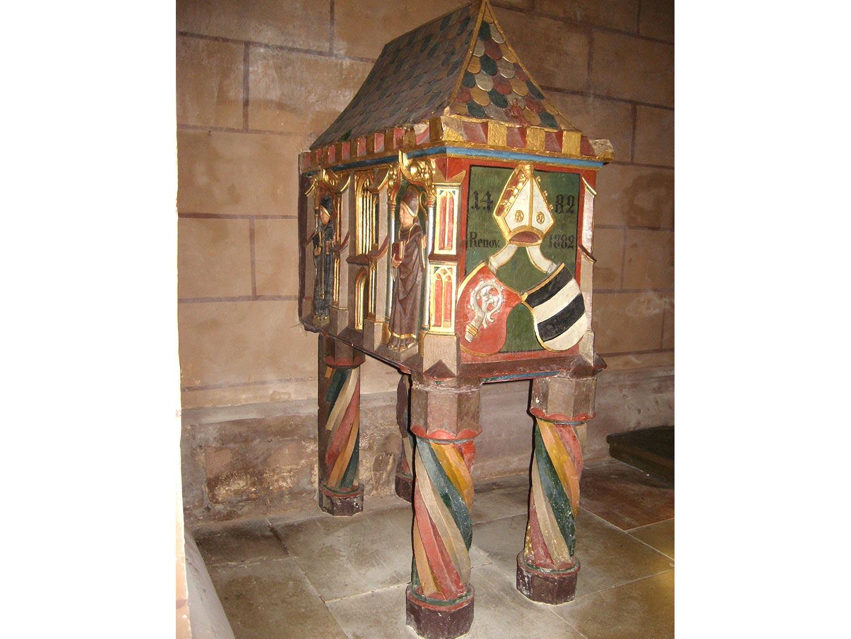 Hochgrab Deocars 1482