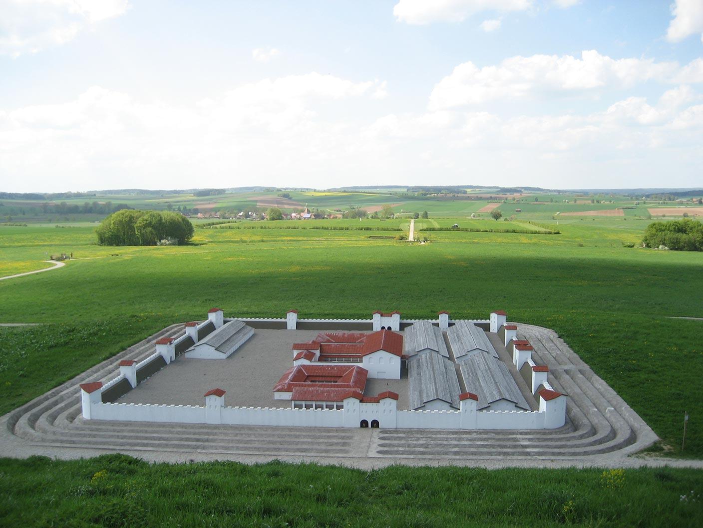 Römerkastell Ruffenhofen