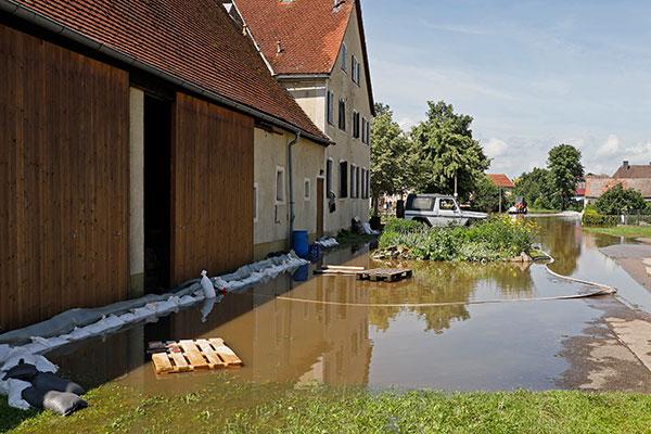 Günther Holzinger Hochwasser Leutenbuch