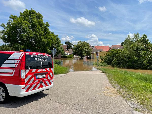 Andreas Baumgärtner Hochwasser