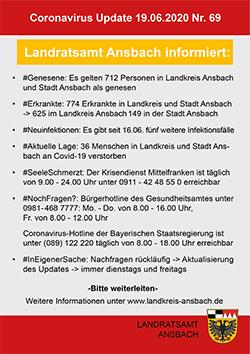 Aktuelle Meldungen Landratsamt Ansbach