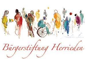 Logo der Herrieder Bürgerstiftung